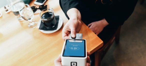 جهاز الدفع الإلكتروني